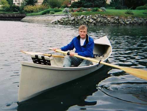 16 Foot Guideboat