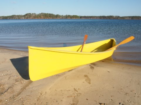 12 foot guideboat