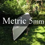 16 foot Guideboat, Metric measure, for 5mm plywood