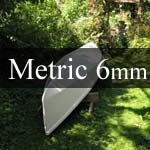 16 foot Guideboat, Metric measure, for 6mm plywood