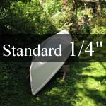 16 foot Guideboat, Standard measure, for 1/4