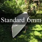 16 foot Guideboat, Standard measure, for 6mm plywood
